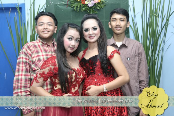 Wedding Elsi-Ahmad